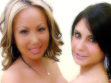 Michealanne & Jasmine on couplesseduceteens