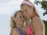 Deniska Kathy Cindy & Tarra on couplesseduceteens