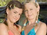 Brittany Whisper & Kathy Sweet on couplesseduceteens