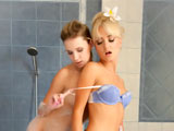Angel Piaff & Victoria Puppy on couplesseduceteens
