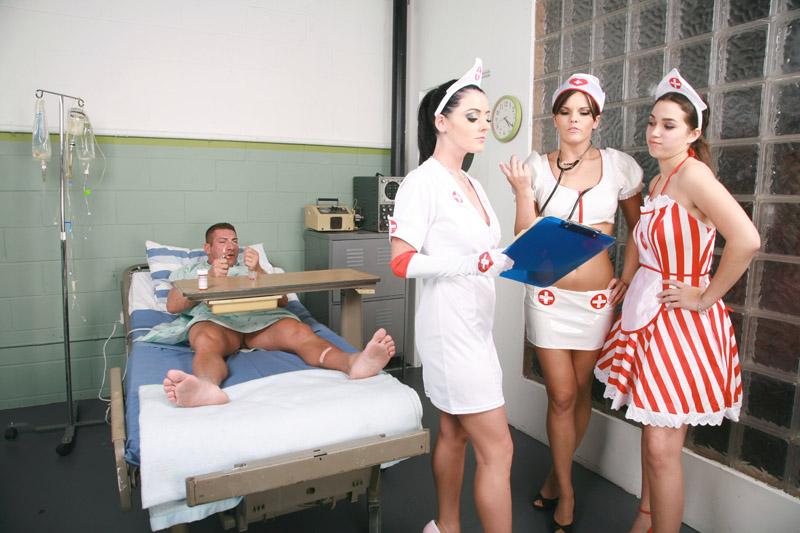 фото с медсестрами