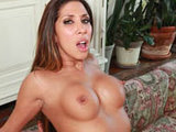 Latina MILF Dominatrix on gangbangsquad