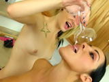Veronica Rayne & Faye Runaway on pinkvisualpass