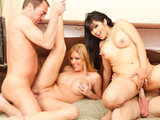 Mika Tan & Lexi Lamour on backseatbangers