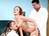 The Threesome Treatment - V2 on gangbangsquad
