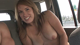 April Malone on backseatbangers