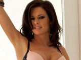 Veronica Avluv on herfirstbigcock