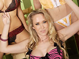 Alana Evans on gangbangsquad